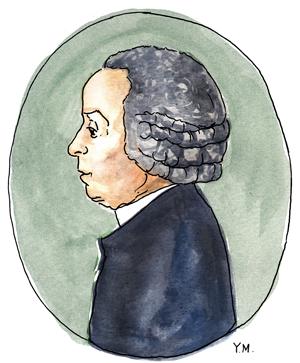 Jean-George Stuber by Yukié Matsushita