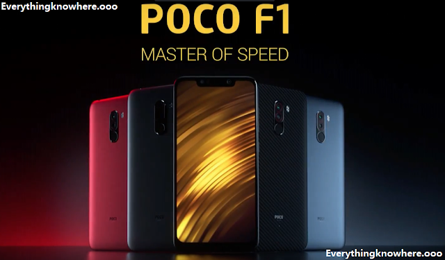review of poco f1 --everythingknowhere.ooo