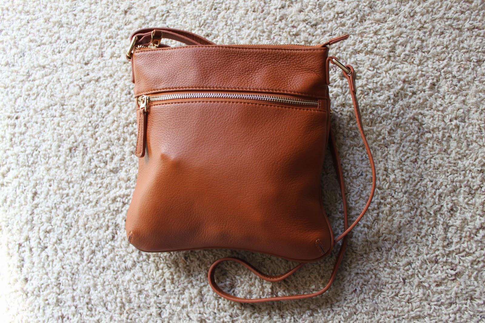full SUSU Saxon Crossbody handbag