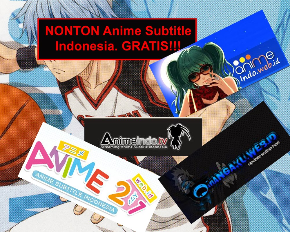 5 Situs Nonton Streaming Anime Gratis Subtitle Indonesia