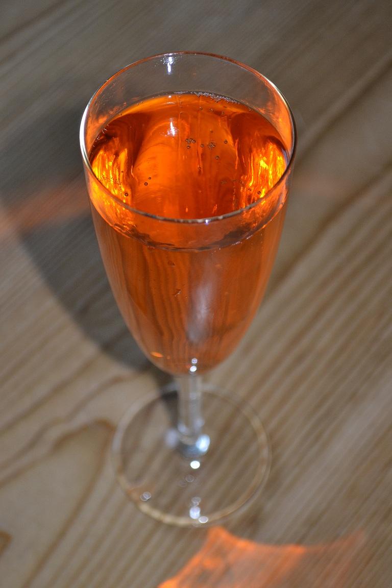 Cocktail Mit Aperol