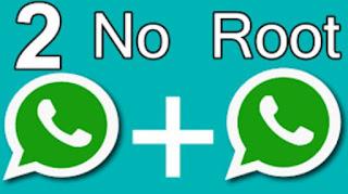 Cara Memakai 2 Akun WhatsApp dalam 1 Handphone tanpa Root