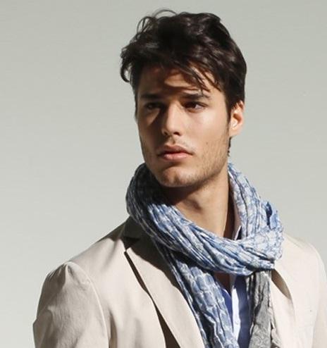 Peinados De Hombre Con Cabello Liso Cortes De Pelo De Moda Para Ti - Peinados-hombre-pelo-liso