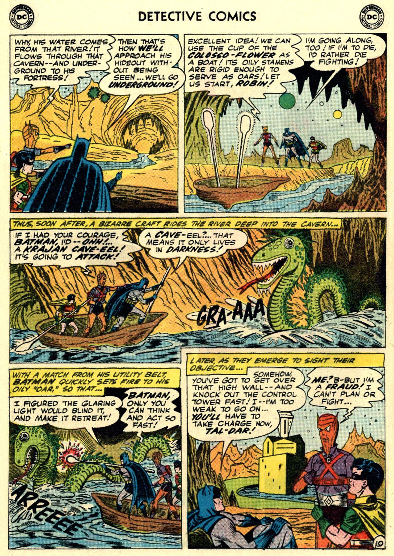 Detective Comics (1937) 282 Page 11