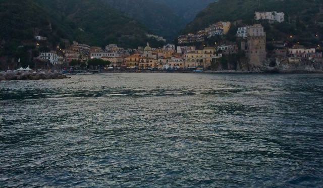 Fishing for Anchovies in Cetara on the Amalfi Coast