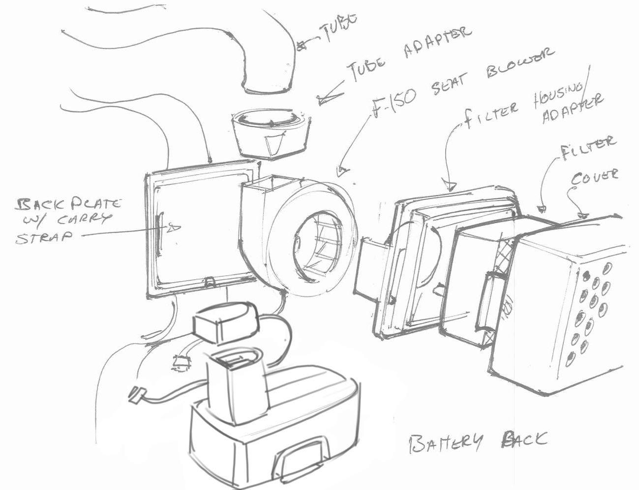 Ford: Filtration System Design