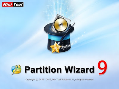 MiniTool Partition Wizard 9