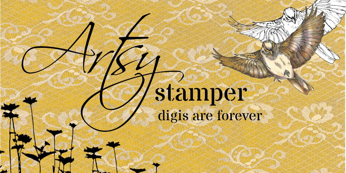 The Artsy Stamper - Sponsor