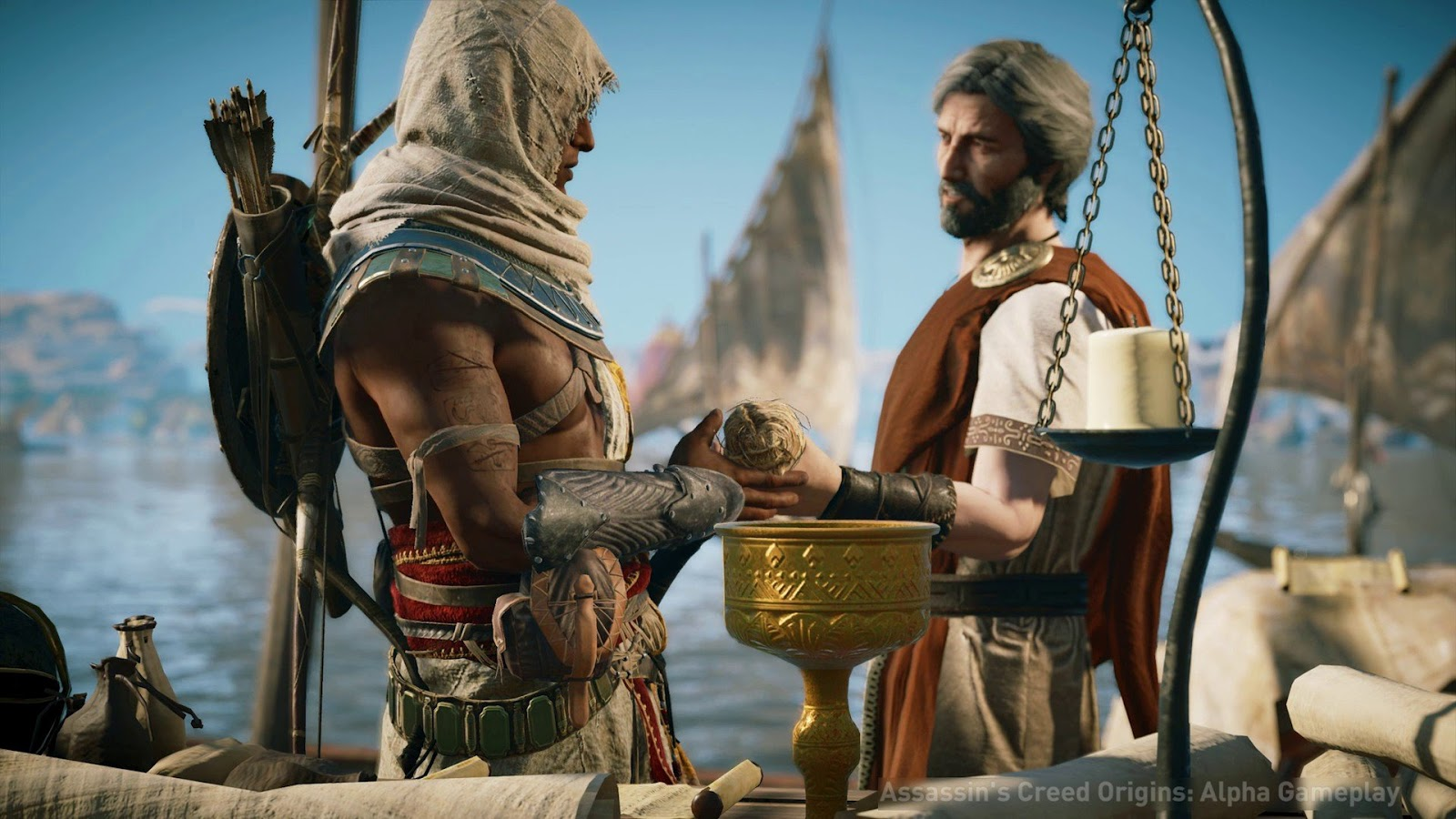 Ubisoft Announces Creation Of Assassin S Creed Origins Limited