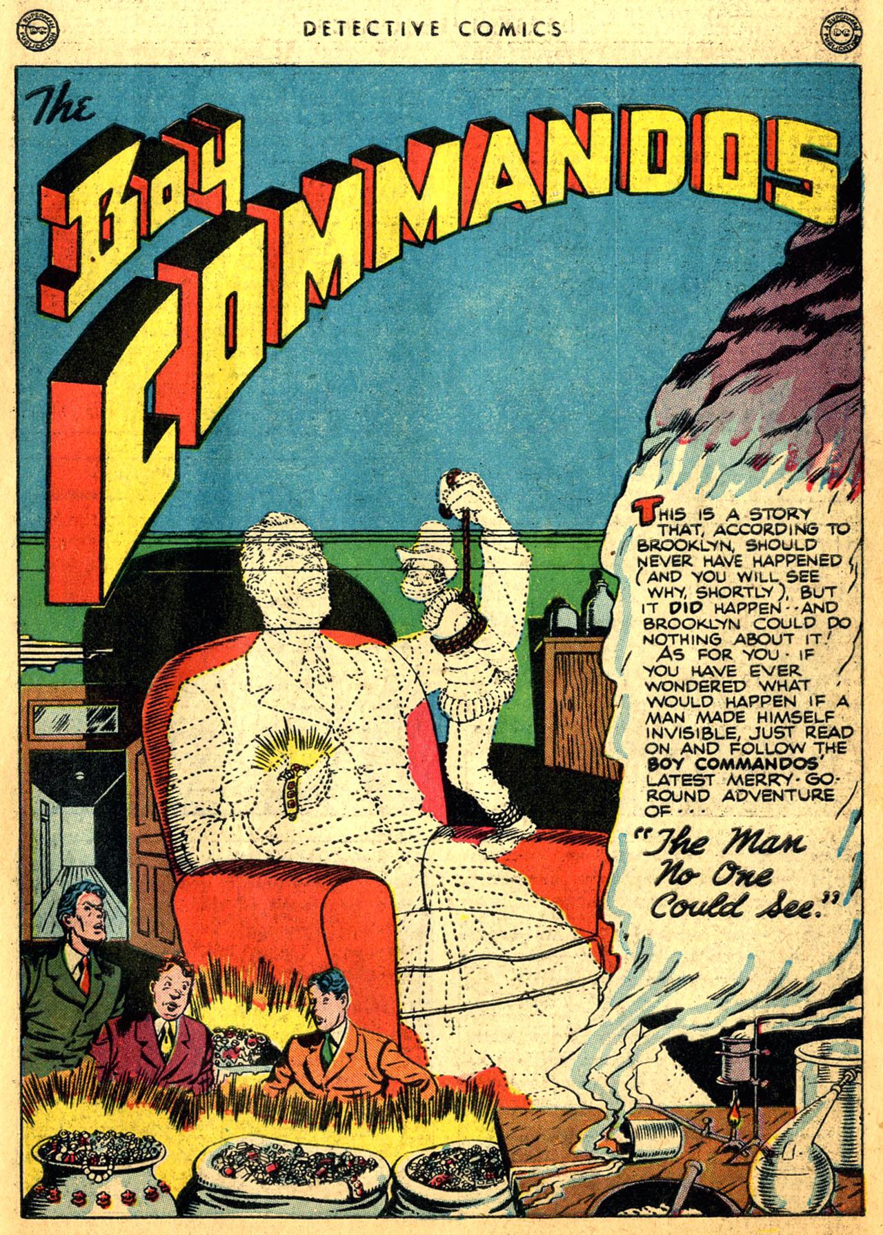 Read online Detective Comics (1937) comic -  Issue #117 - 39