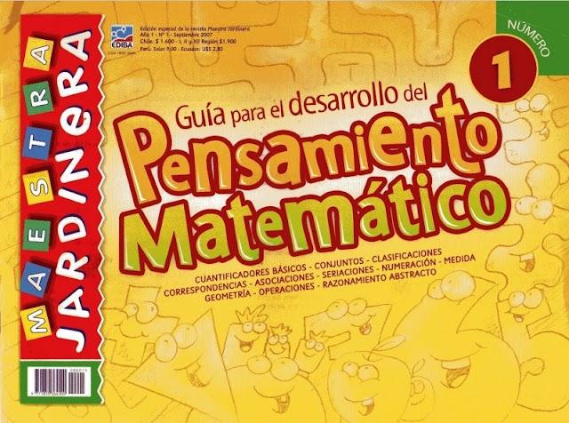 Pensamiento Matematico Preescolar Coleccion