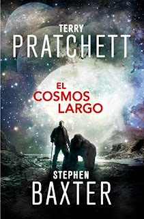 El Cosmos Largo (La Tierra Larga 5)- Terry Pratchett
