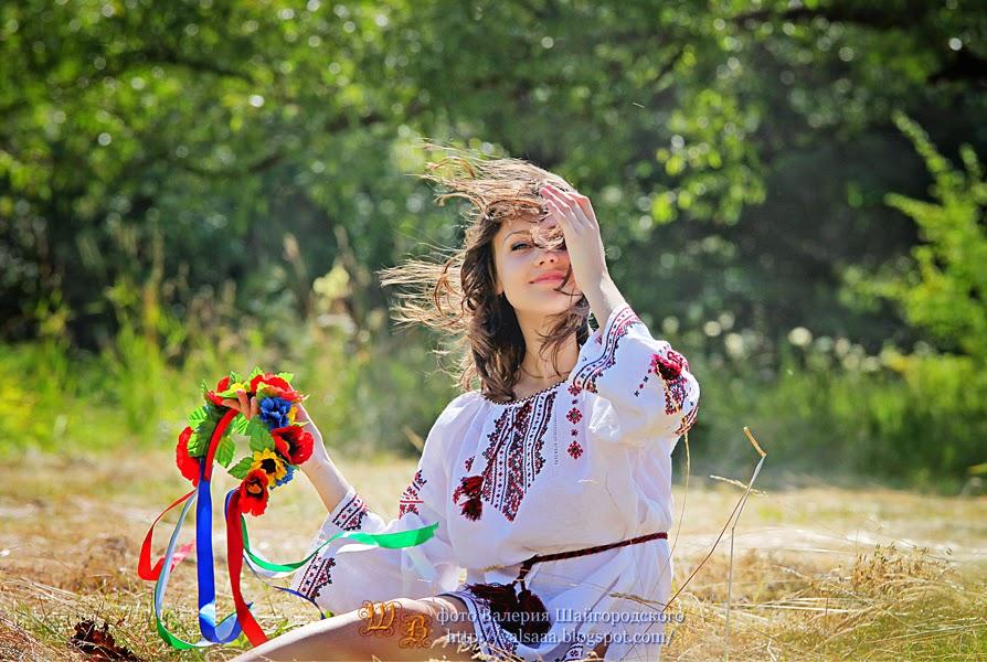 черниговская красавица