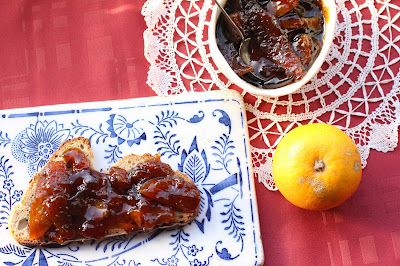 confiture anglaise oranges