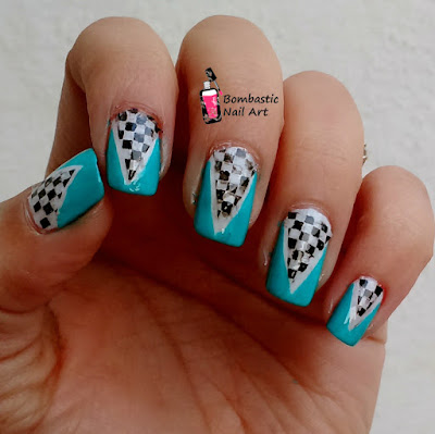 reverse stamping nails