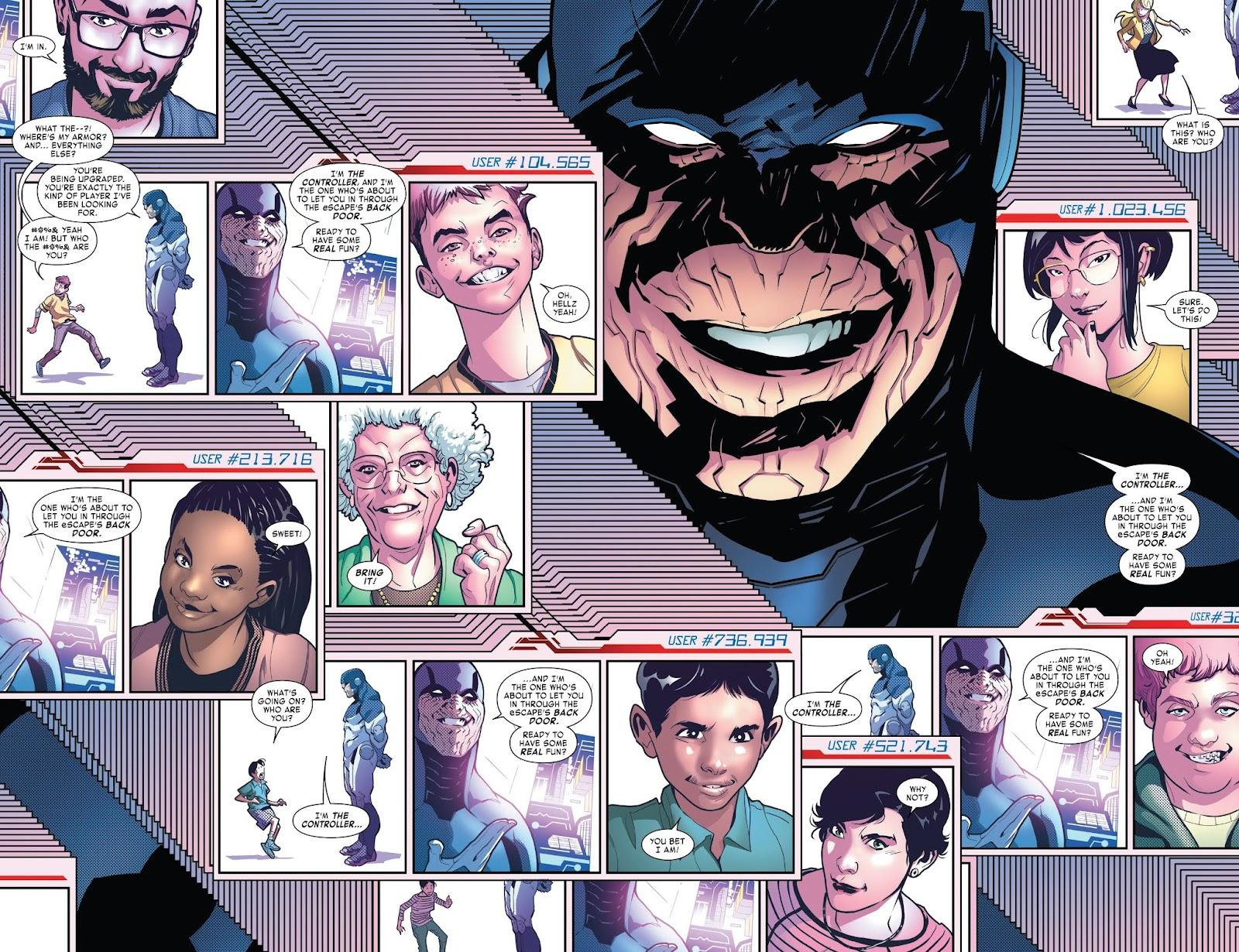 Read online Tony Stark: Iron Man comic -  Issue #7 - 3