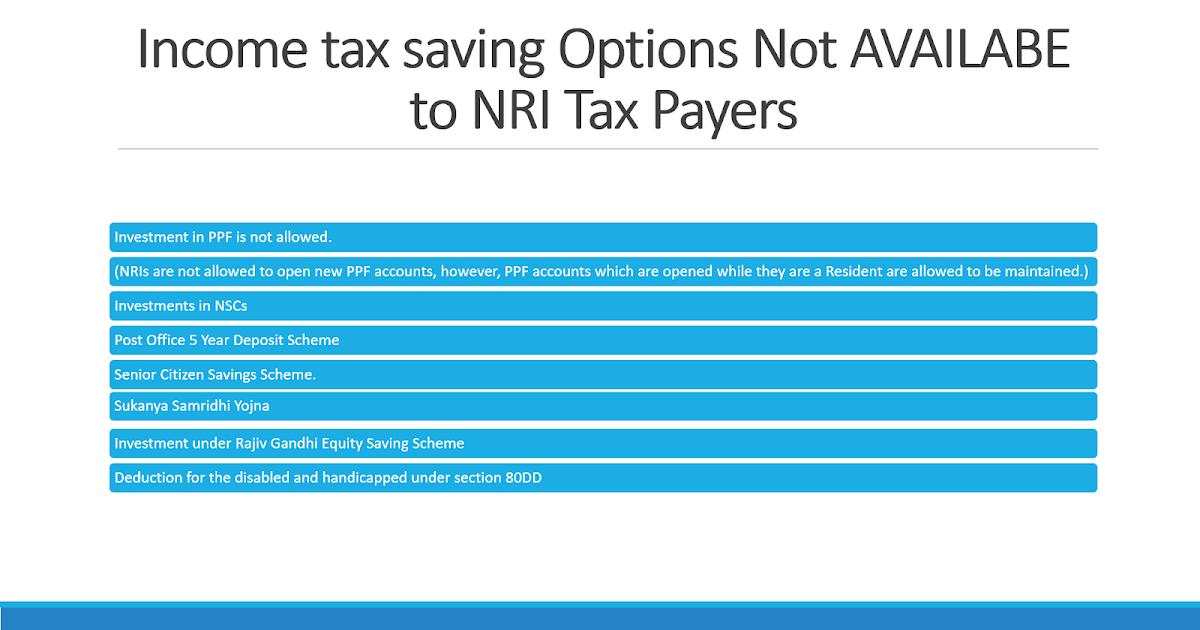 Best tax saving options under 80c