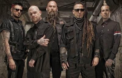 "Listen to a snippet of Five Finger Death Punch new song ""Top Of The World"""
