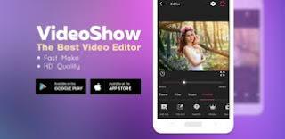 ဖုန္းမွာတင္ ဗီဒီယို edit ေတြျပဳလုပ္ႏိုင္တဲ့ - VideoShow Pro – Video Editor v7.0.0 Apk