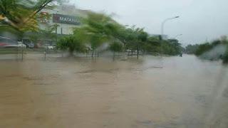 Batam banjir