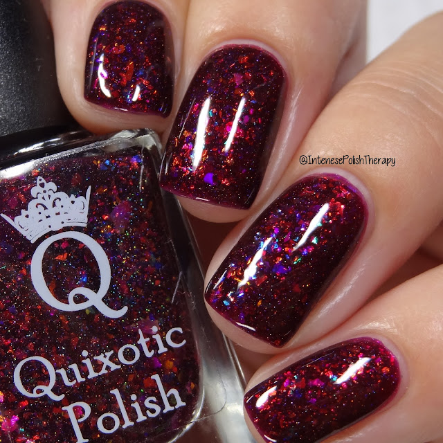 Quixotic Polish Down to Clown