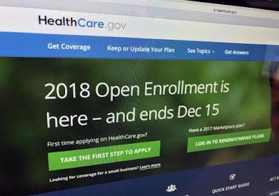 Casi 11,8 millones se inscriben para Obamacare en 2018