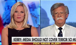 """""""Kerry: Media Would 'Do Us All A Service' If They Didn't Cover Terrorism As Much"""""""