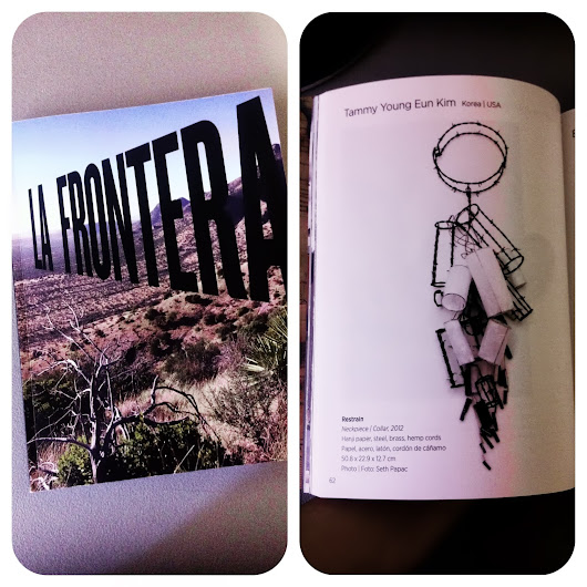 La Frontera Catalogue + Restrain Featured on Univision Television