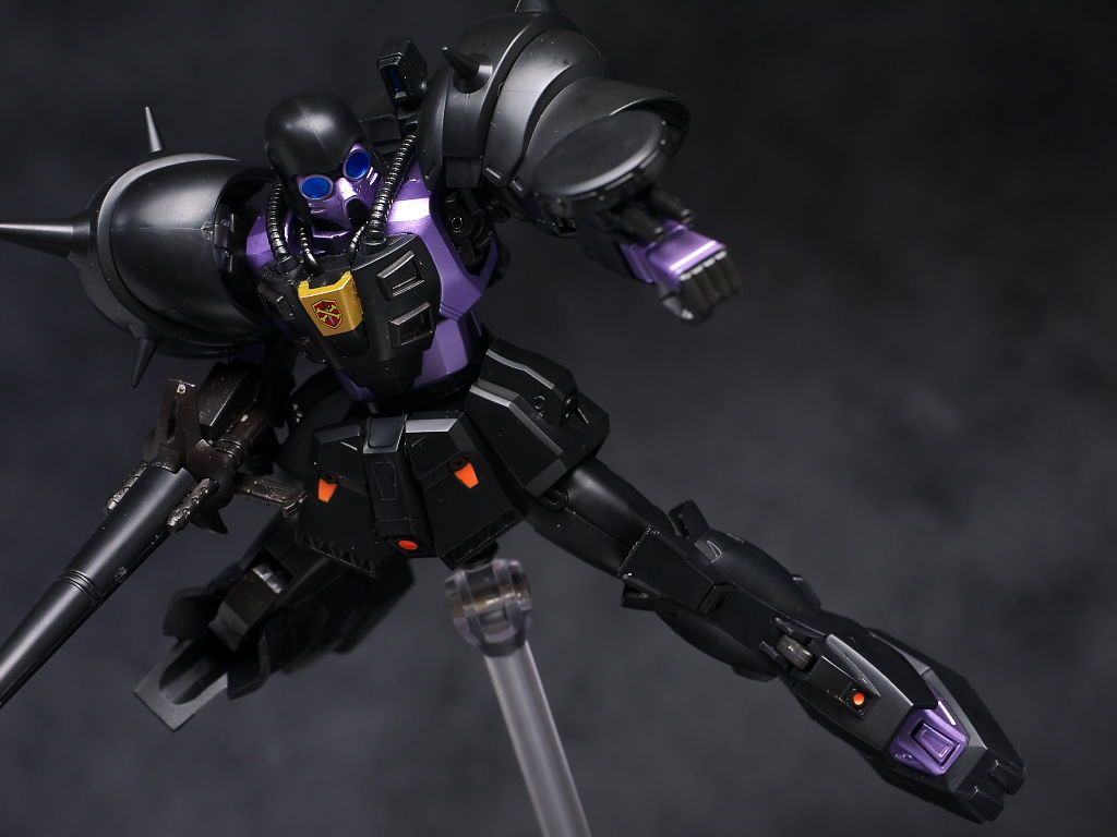 2nd Review: Robot Damashii (Side MS) Den'An Zon Black ...