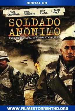 Baixar Soldado Anônimo – Bluray Rip 1080p Torrent Dual (2005)