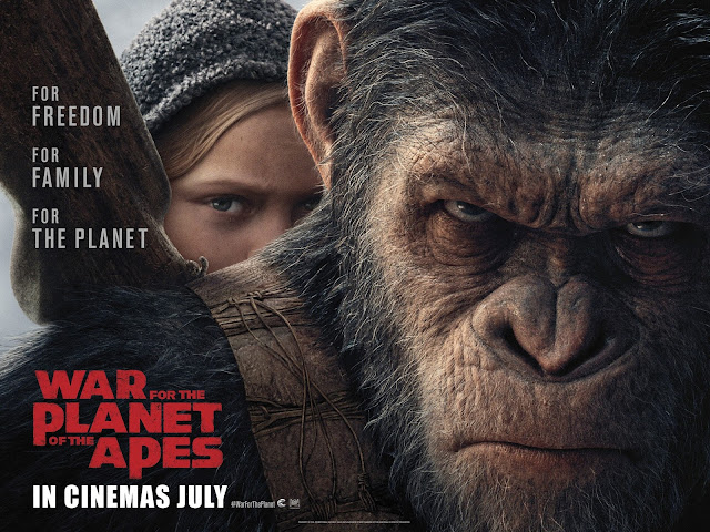 Matt Reeves, Andy Serkis, Woody Harrelson, Steve Zahn, War for the Planet of the Apes (2017), CINE ΣΕΡΡΕΣ,