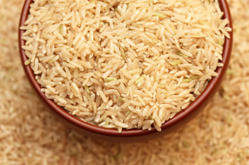 Brown Rice for glowing skin