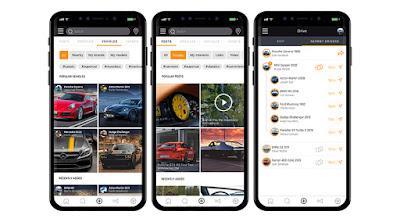 RoadStr app