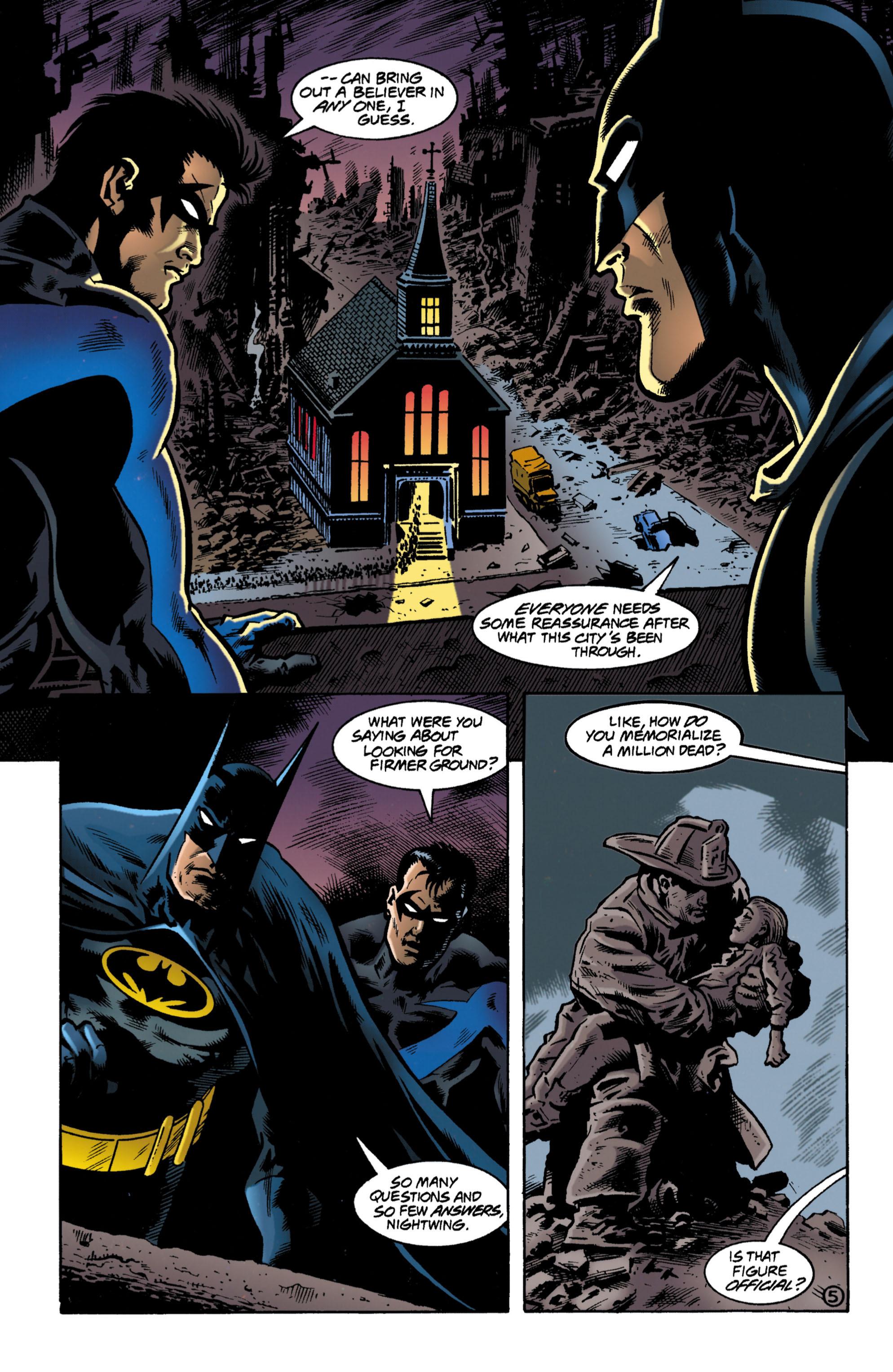 Detective Comics (1937) 724 Page 5