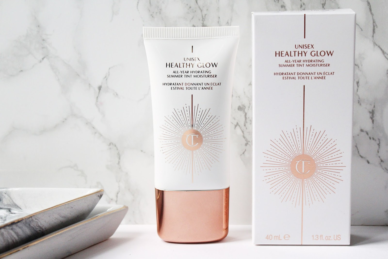 Charlotte Tilbury Unisex Healthy Glow Review
