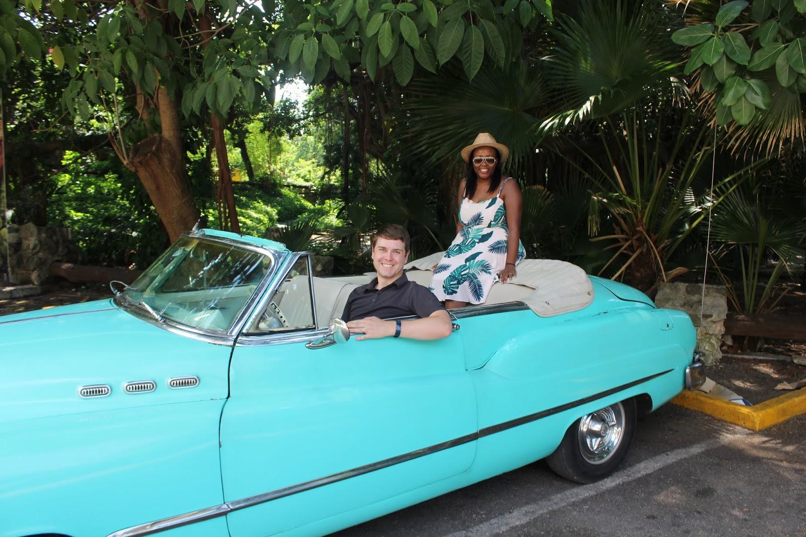 making restorations classic car Cuba 1