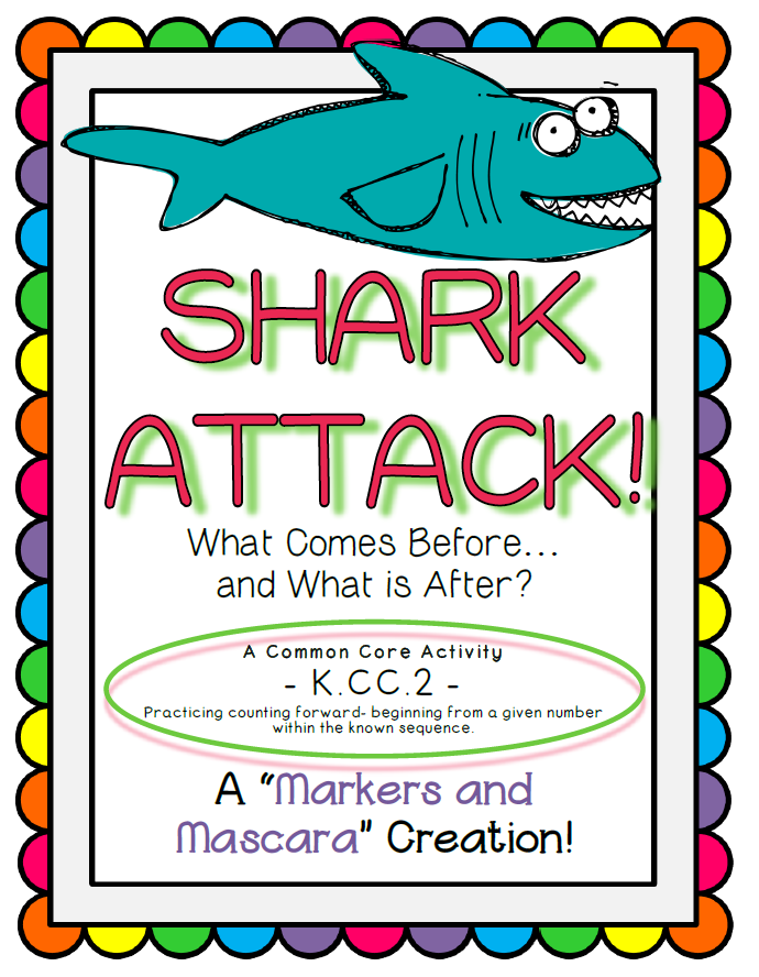 http://www.teacherspayteachers.com/Product/FREEBIE-Shark-Attack-What-Comes-Before-and-What-Comes-After-1220753