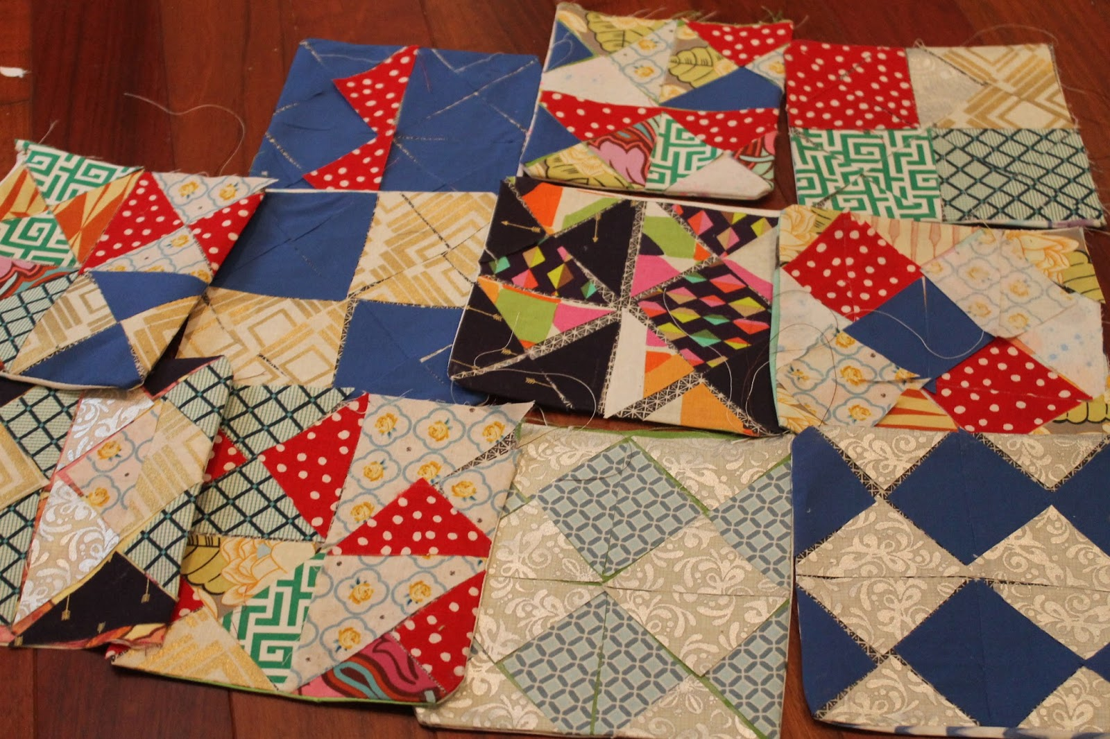 The Adelphi Project Fraction Pillows 1st 5th