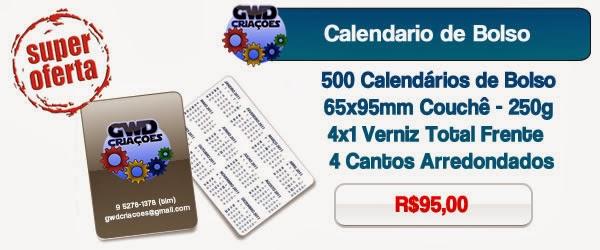 Um ótimo Calendario para quem quer ficar bem antenado com os dias do mês