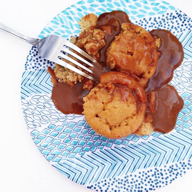 Sauce au sucre à la crème #Paleo et petit muffin nature paleo - Recette Paleo