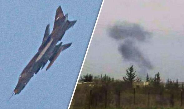 Piloto de caça sírio é capturado por membros da Frente al-Nusra