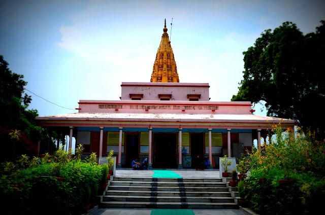 Sri Digambar Jain Temple, Simhapuri, Sarnath