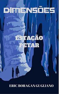 """Escritor Eric Gugliano lança livro """"Dimensões Estação Petar"""" conta estória tem como cenário o Vale do Ribeira"""