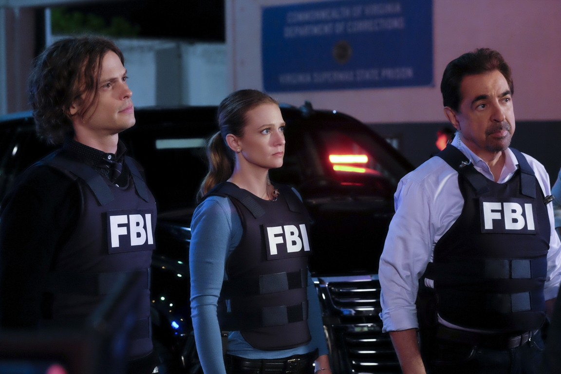 Criminal Minds - Season 11 Episode 22: The Storm