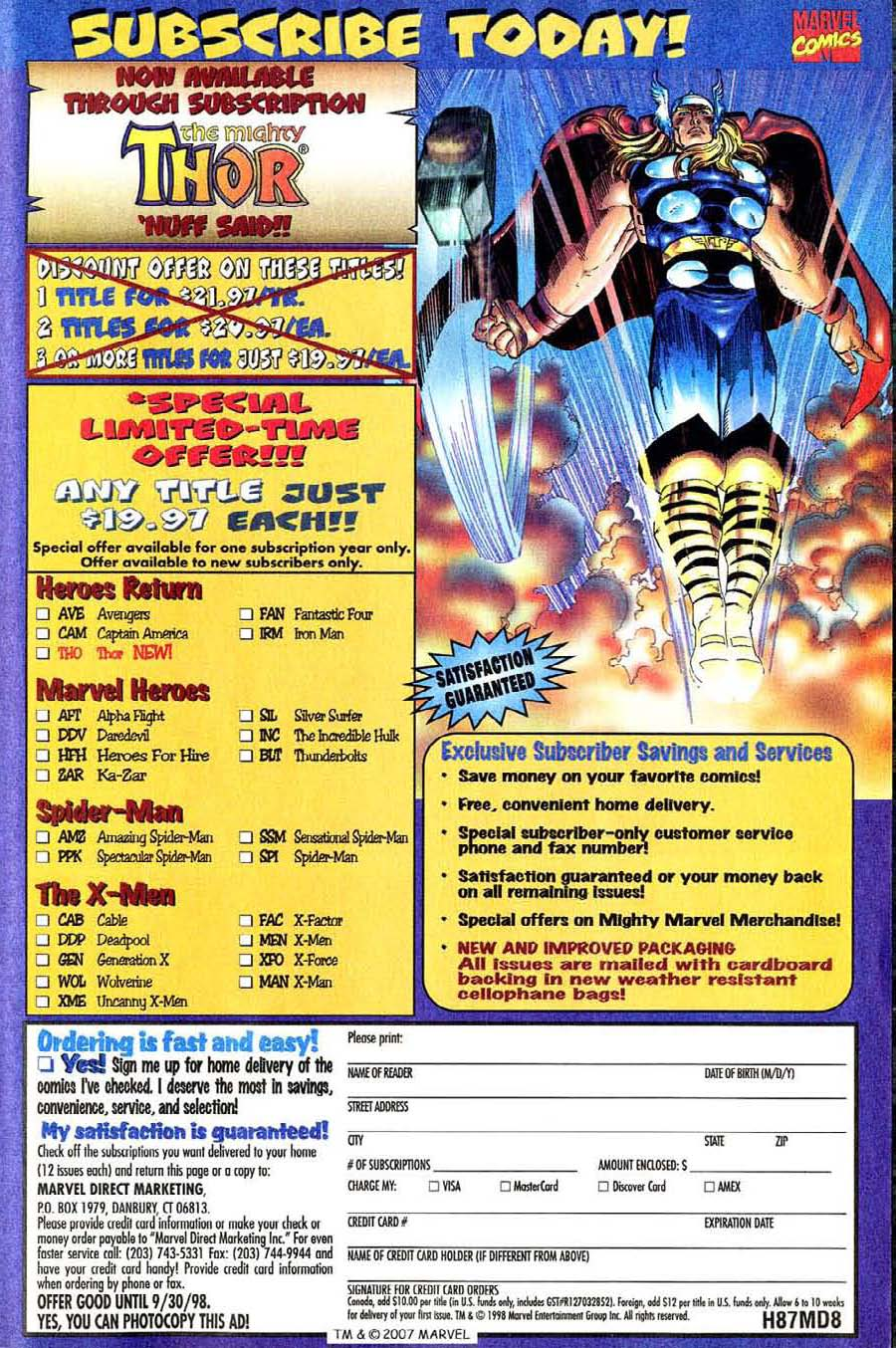 Read online Silver Surfer (1987) comic -  Issue #143 - 31
