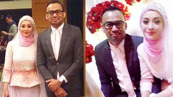 Majlis Perkahwinan Adira dan Dato Red di Sabah