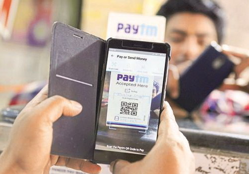 Tinuku India's digital payments rose 55 percent in fiscal 2016-17