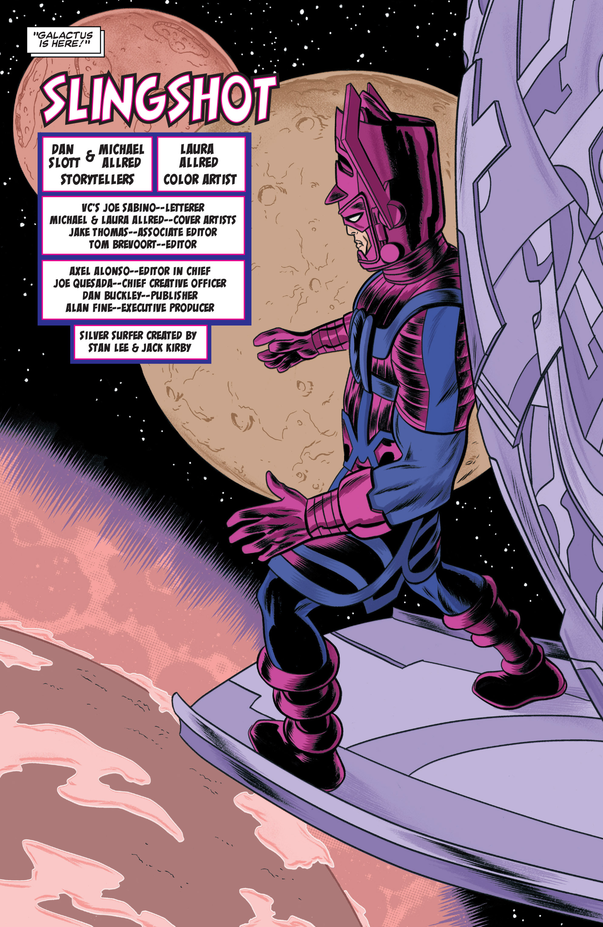 Read online Silver Surfer (2014) comic -  Issue #9 - 7