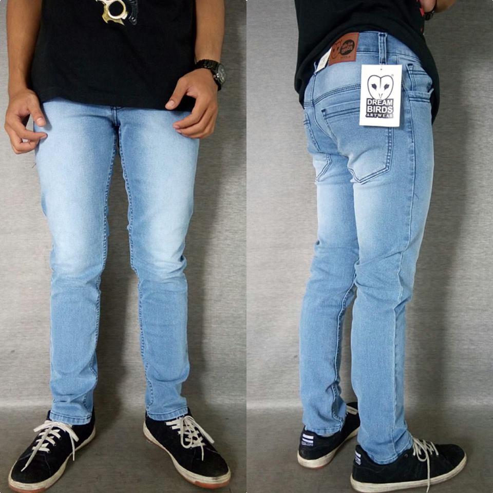 Sw Celana Jeans Skinny Pendek Pria Dongker Daftar Harga Terbaru Sleepwalking Bioblitz Premium Bandung