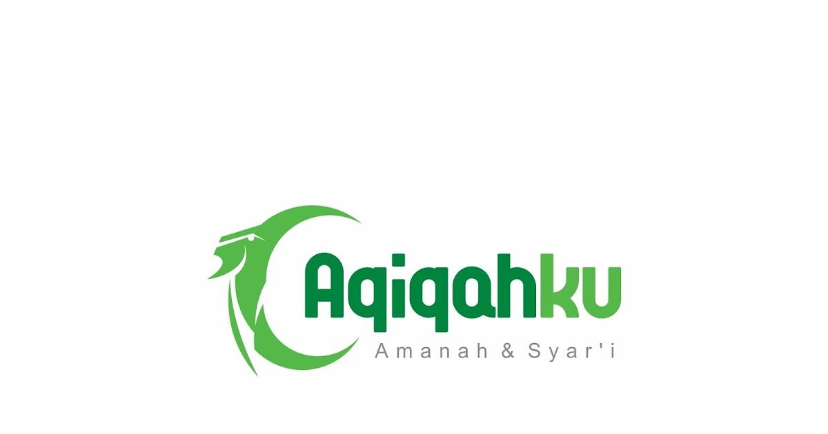 aqiqahku logo design jasa desain logo premium untuk